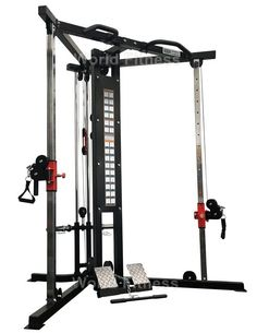 Body Iron Functional Trainer TX607