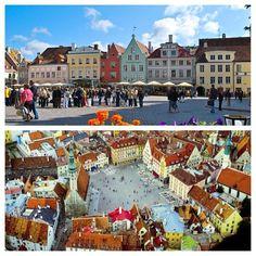 Beautiful Tallinn www.tallinn.com Lithuania, Times Square, Street View, The Originals, Places, Travel, Beautiful, Viajes, Destinations