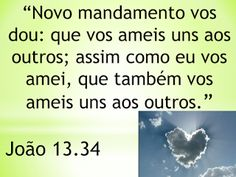 JOÃO 13:34
