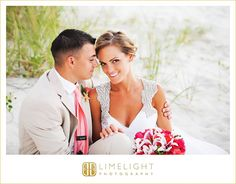 Sandpearl Resort, Clearwater Beach Florida, Beach Wedding, Destination Wedding, Bride and Groom, Limelight Photography, Iza's Flowers, Inc.