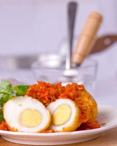 Thưởng thức trứng sốt cay hấp dẫn của Malaysia 6
