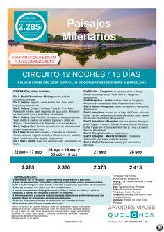Paisajes Milenarios, circuito 12 noches, Junio-Octubre, salidas Lunes desde Madrid y Barcelona ultimo minuto - http://zocotours.com/paisajes-milenarios-circuito-12-noches-junio-octubre-salidas-lunes-desde-madrid-y-barcelona-ultimo-minuto/