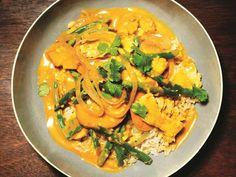 Tajskie curry z kurczakiem
