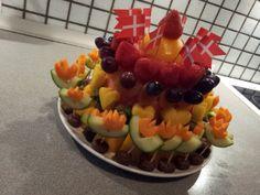 Fruit cake. No added sugar
