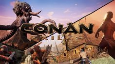 Conan Exiles| The Hypothen City Trailer
