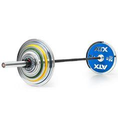 Hantelset Vorteilspaket! ATX® Powerlifting - Hantelsatz 127,5 kg  #powerlifting  #atxstrength #atxpower #hantelset #hantel #langhantel #workout #vorteilsangebot #sparangebot