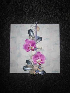 tableau avec fleurs artificielles,collage, printemps, 3d, art