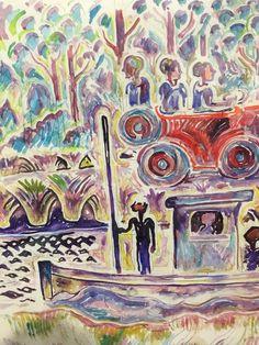 Walter Anderson Museum of Art (Ocean Springs, MS): Visiting Walter Anderson Museum of Art (with Photos) - TripAdvisor Ocean Springs Mississippi, Walter Anderson, Southern Charm, Pottery Art, Art Museum, Trip Advisor, Artsy, Art Prints, Painters
