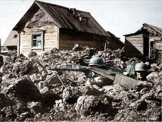 German soldiers in Stalingrad 1942 | Recolored using Photosh… | Flickr, pin by Paolo Marzioli
