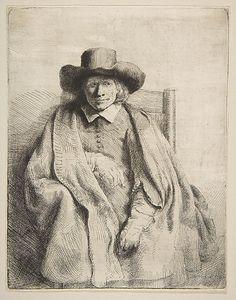 Clement de Jonghe (?) Rembrandt (Rembrandt van Rijn) (Dutch, Leiden 1606–1669 Amsterdam)