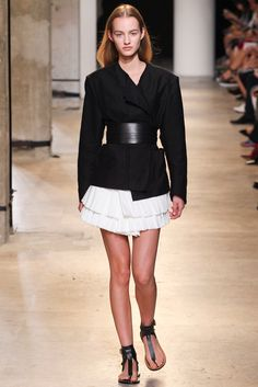 Isabel Marant, Look #2