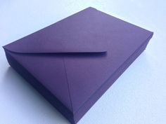 Cheap envelopes 50 A7 Invitation or A1 4Bar RSVP or A2 Pointed Flap by SEEDInvites