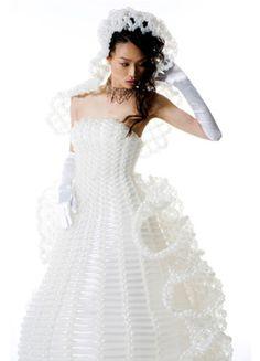 Balloon Wedding Dresse