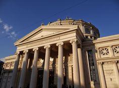 Ateneul Roman - The Symbol of Romania's capital
