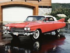 '59 Cadillac Eldorado Biarritz convertible