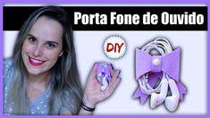 DIYminuto: Porta Fone de Ouvido - Muito Fácil