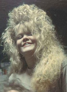 80s Hairstyles Were so Funny Lol
