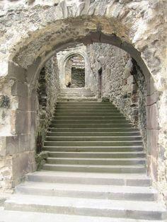 Ruine Murol.