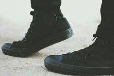 I love his converse