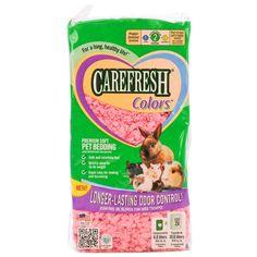 Carefresh Care Fresh Colors Pet Bedding - Pink