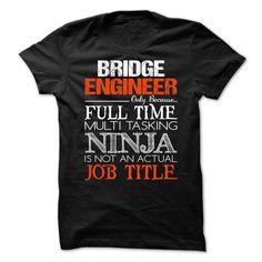 (New Tshirt Deals) Bridge Engineer [TShirt 2016] T Shirts, Hoodies. Get it now…