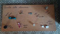 Quest'anno per i miei bambini ho creato da me il pannello montessoriano delle allacciature e delle chiusure.   È molto semplice da creare, ...