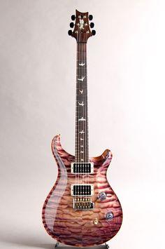 PRS[Paul Reed Smith ポールリードスミス] Golden Eagle Limited Private Stock #5206 Custom24 Retro Aqua Violet Grow 2014|詳細写真