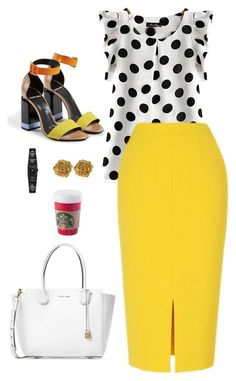 Designer Clothes, Shoes & Bags for Women Classy Dress, Classy Outfits, Stylish Outfits, Stylish Eve, Work Fashion, Fashion Looks, Fashion Outfits, Womens Fashion, Fashion Top