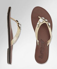 BLING IT ON 2 - $38 #reef #sandals