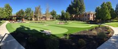 Artificial Putting Green, Artificial Turf, Turf Installation, Bocce Court, Drought Tolerant Landscape, Bay Area, Grass, Golf Courses, Pergola