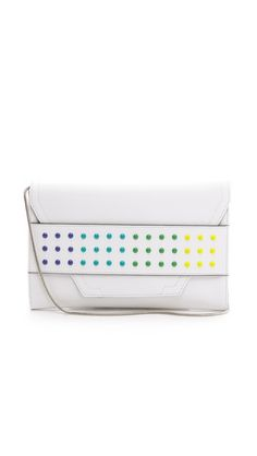 Color Dot Clutch | 25% off with code INTHEFAMILY14