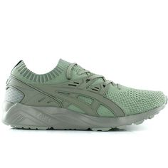 56ffdbd305c8a asics GEL KAYANO TRAINER KNIT LO Unisex AGAVE GREEN AGAVE GREEN