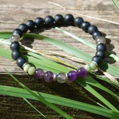 Men's Serenity + Sobriety Bracelet for Addiction Recovery