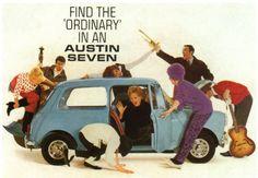 Image detail for -... Mini | Mini Cooper | Race Minis | Clubman Mini | Classic mini poster