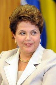 Dilma Rousseff, President of Brazil