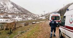NEWS Sikorsky S-70A Blackhawk helicopter crashes in adverse weather conditions in Tunceli province, Turkey. Killing all 12. (18-APR-2017).