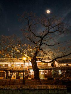 Kurashiki, Okayama, Japan 倉敷