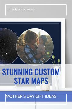 Perfect Mother's Day gift 🎁. Capture the stars ⭐ above the moment the little bundle of joy came into the world. Shower Party, Baby Shower Parties, Star Maps, Sky Images, Unique Mothers Day Gifts, New Star, Party Ideas, Gift Ideas, Night Skies