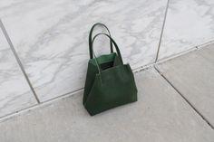 leather tote / Fall 2013 / Mondokarmo.com