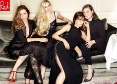 Exclusive: Yasmin Le Bon & her three daughters on family life at Casa Le Bon | Cover interviews - Red Online