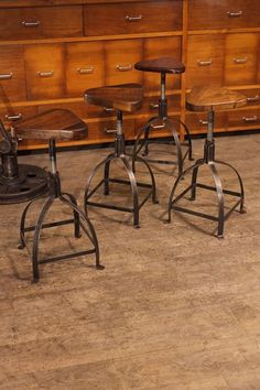 Bar Stools, Industrial, Type, Interior, Furniture, Home Decor, Vintage Industrial, Industrial Furniture, Stool