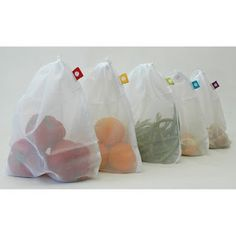 Gotta have some ReUsable Produce Bags!! only $1.02 each!!