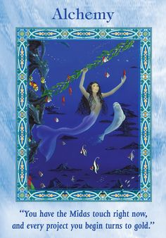 Oracle Card Alchemy | Doreen Virtue - Official Angel Therapy Website