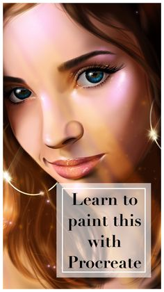 Take this class on Udemy and learn to recreate this portrait, and apply your skills to digital painting other portraits using Procreate. How To Gain Confidence, Galaxy Art, Digital Portrait, Types Of Art, Learn To Draw, Real People, Line Drawing, Digital Image, Online Marketing
