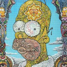 Homero Psicodelico...