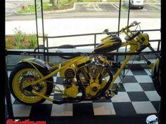 Occ Choppers Bikes Occ Orange Black Widow Bike