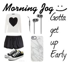"""""""Morning Jog"""" by thelazysaber on Polyvore"""