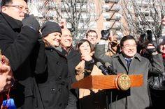De Blasio, Mark-Viverito want schools off for Lunar New Year