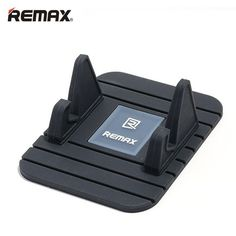 REMAX Soft Silicone Mobile Phone Holder Car Dashboard GPS Anti Slip Mat Desktop Stand Bracket for iPhone 5s 6 Samsung Tablet GPS