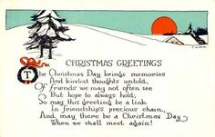 Merry Christmas Wishes Poems | Merry-Christmas-Greetings-Poem